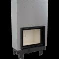 Teplovodní krbová vložka MBM TV G 10 kW gilotina DOPRAVA A KOUŘOVODY ZDARMA