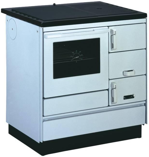 KVS MORAVIA VSP 9100.11P/ L bílý, plastové doplňky, plotna litina+ocel stříkaná DOPRAVA A KOUŘOVODY ZDARMA