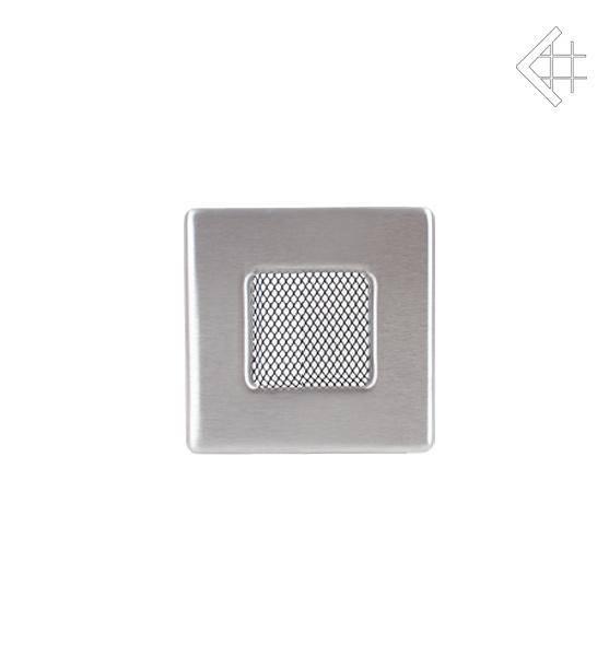 Ventilační mřížka 11x11 nerezová - KRATKI