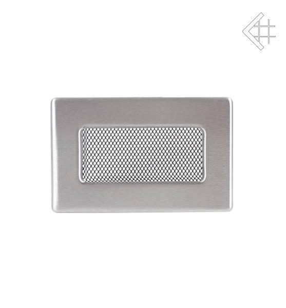 Ventilační mřížka 11x17 nerezová - KRATKI