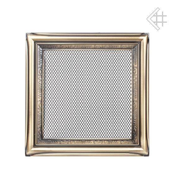 Ventilační mřížka 17x17 rustikální - KRATKI