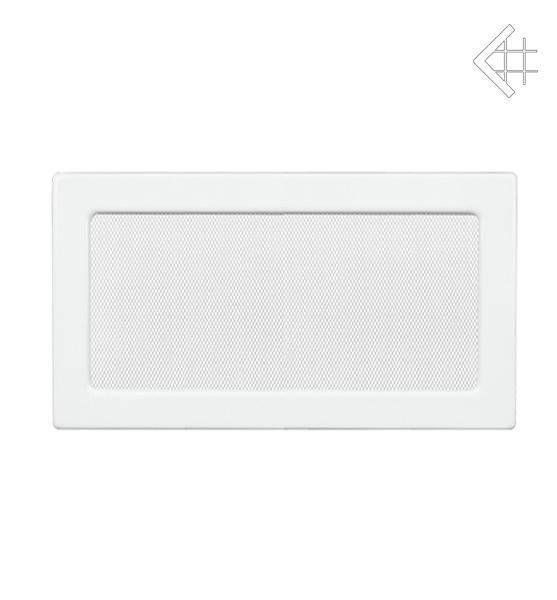 Ventilační mřížka 17x37 bílá - KRATKI