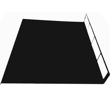 Biokrby 5.3 2204 Teflonová deska 4 Biokamin