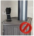 ventilátor EKOVENT SF800B Kratki