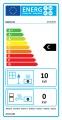 KRATKI ANTEK 10 ANTONÍN rovné sklo AN 10 litinová krbová vložka - DOPRAVA ZDARMA