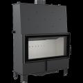 Kratki teplovodní krbová vložka Lucy 20 TV s teplovodním výměníkem DOPRAVA A ...