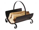 LIENBACHER - koš na dřevo 21.05.023.2 kovaná ocel