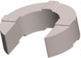 Náhradní díl pro krbová kamna DELIA-CADIZ-SEVILLA-RODANO - akumulační prstenec