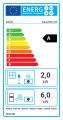teplovodní KRATKI MA 12 rovné sklo MAJA 12 - DOPRAVA ZDARMA