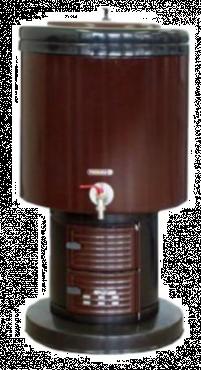THORMA Unikot ohřívač vody na dřevo DOPRAVA ZDARMA