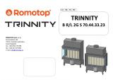 Krbová vložka Trinnity BASIC L 2g S 70.44.33.23 rámeček, DOPRAVA ZDARMA Romotop