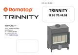Krbová vložka Trinnity BASIC 2g 70.44.01 rámeček, DOPRAVA ZDARMA Romotop