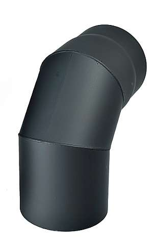 Kouřovod koleno 90°, Ø 125 mm Kraus