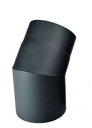 Kouřovod koleno 45°, Ø 160 mm Kraus