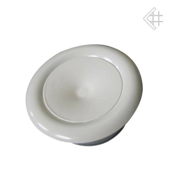 Anemostat - talířový ventil Kratki