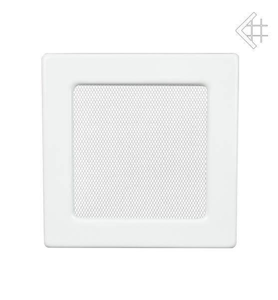 Ventilační mřížka 11x11 bílá - KRATKI