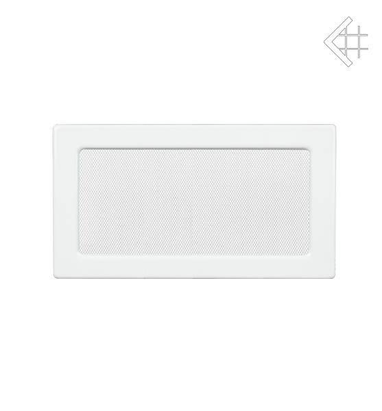 Ventilační mřížka 11x24 bílá - KRATKI