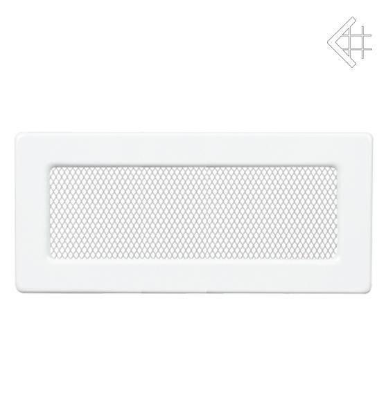 Ventilační mřížka 11x32 bílá - KRATKI