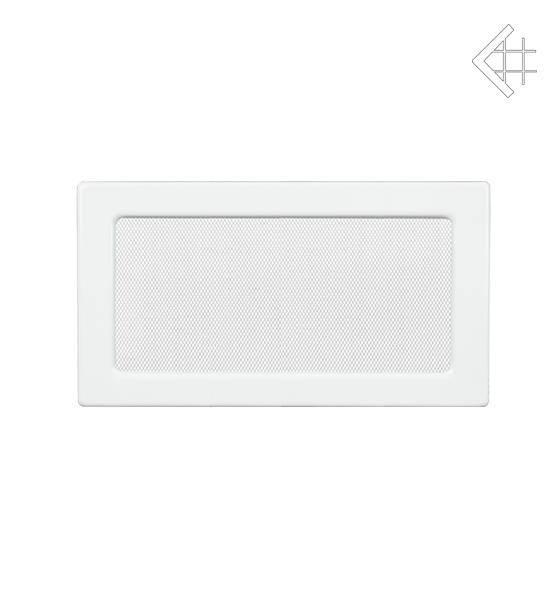 Ventilační mřížka 22x37 bílá - KRATKI
